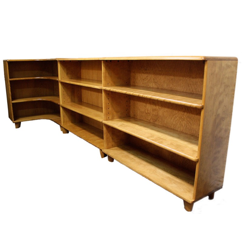 Three Bookcases